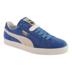 Men's PUMA Suede Classic Eco Olympian Blue/White