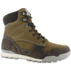 Women's Hi-Tec Sierra Tarma I Waterproof Boot Brown/Cool Grey Nubuck