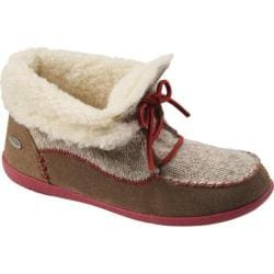 Women's Acorn Slopeside Boot Slipper Caribou