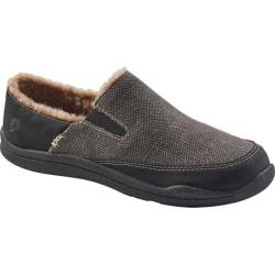 Men's Acorn Wearabout Moc With Firmcore Stonewash Black Canvas