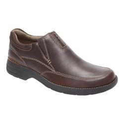 Men's Rockport Manning Park Slip On Shoe Dawn Leather