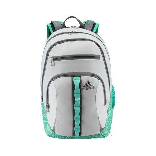 709e9bf0e410 Shop Women s adidas Prime II Backpack Clear Grey Grey Dapple Ice  Mint Bright Green - Free Shipping Today - Overstock - 12422418