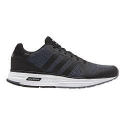 Men's adidas NEO Cloudfoam Flyer Sneaker Onix/Black/Matte Silver