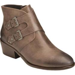 Women's Aerosoles Urban Myth Bootie Mushroom Faux Leather