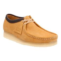 Men's Clarks Wallabee Camel Suede
