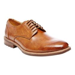 Men's Madden Aimms Plain Toe Oxford Tan Synthetic