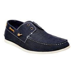 Men's Madden Glidr2 Boat Shoe Blue Fabric