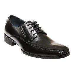 Men's Madden Lexx Moc Toe Dress Shoe Black Synthetic