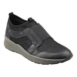 Women's Easy Spirit Ilex Sneaker Black Multi Leather