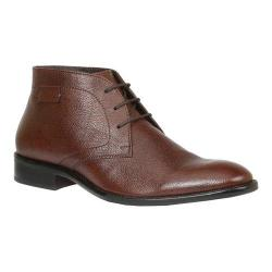 Men's Giorgio Brutini Arlo Plain Toe Ankle boot Tan Jungle