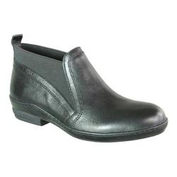 Women's David Tate Naya Bootie Black Goat Leather