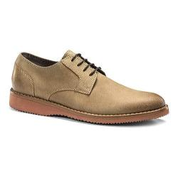 Men's Dockers Traymore Plain Toe Derby Taupe Milled Leather