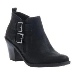 Women's Madeline Stylish Bootie Black Synthetic