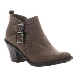 Women's Madeline Stylish Bootie Dark Brown Textile