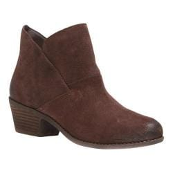 Women's Me Too Zale Slip On Boot Chocolate Suede