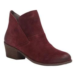Women's Me Too Zale Slip On Boot Dark Bordeaux Suede