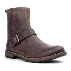 Men's Crevo Carston Engineer Boot Brown Leather