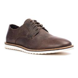 Men's Crevo Martin Oxford Brown Leather
