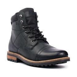 Men's Crevo Methuselah Boot Black Leather