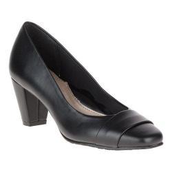 Women's Soft Style Mabry Pump Black Vitello