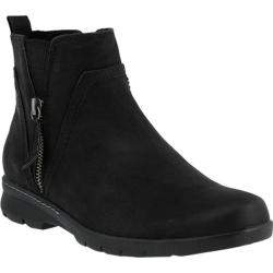 Women's Spring Step Yili Ankle Boot Black Synthetic