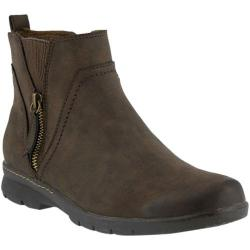 Women's Spring Step Yili Ankle Boot Brown Synthetic