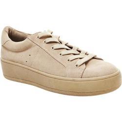 Women's Steve Madden Bertie Platform Sneaker Sand Suede