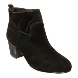 Women's Steve Madden Harber Ankle Boot Black Suede