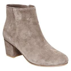 Women's Steve Madden Holster Ankle Boot Grey Suede