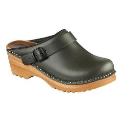Women's Troentorp Bastad Clogs Johansson Winter Sea Leather