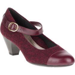 Women's Soft Style Geena Mary Jane Sassafras Tweed/Sassafras Vitello