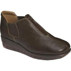 Women's Aerosoles Landfall Dark Brown Leather