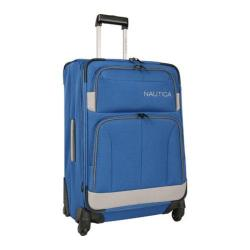 Nautica Shipline 24in Qx Expandable Spinner True Blue/Charcoal Grey
