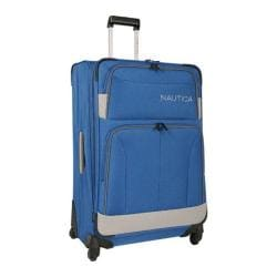 Nautica Shipline 28in Qx Expandable Spinner True Blue/Charcoal Grey