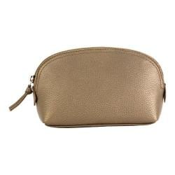 Women's Hadaki by Kalencom Cosmetic Pouch Bronze
