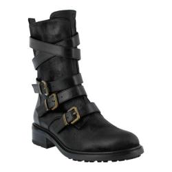 Women's Azura Calmon Boot Black Micro Suede