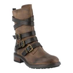 Women's Azura Calmon Boot Khaki Micro Suede