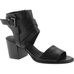 Women's Kenneth Cole New York Chara Sandal Black Leather
