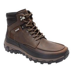Men's Rockport Cold Springs Plus Moc Toe Boot Brown