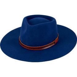 Women's San Diego Hat Company Wool Felt Fedora WFH8028 Royal