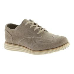 Boys' Cole Haan Grand Oxford Khaki Suede/White|https://ak1.ostkcdn.com/images/products/126/998/P19306835.jpg?impolicy=medium