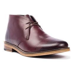 Men's Crevo Dorville Chukka Boot Bordo Leather