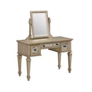 Visions Vanity and Mirror by Home Styles