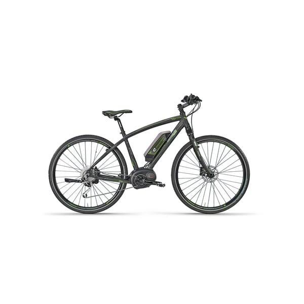 Lombardo Anthracite E-Amanatea Electric Hybrid Road Bike