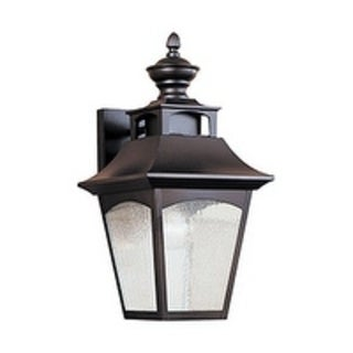 Feiss 1 - Light Wall Lantern, Oil Rubbed Bronze