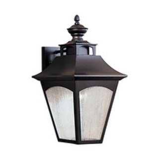 Feiss Homestead 1 Light Oil Rubbed Bronze Wall Lantern