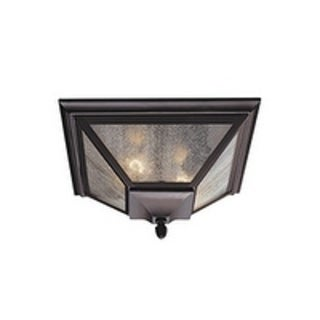 Feiss 2 - Light Ceiling Fixture, Oil Rubbed Bronze