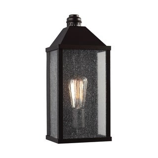 Feiss Lumiere' 1 Light Oil Rubbed Bronze Wall Sconce