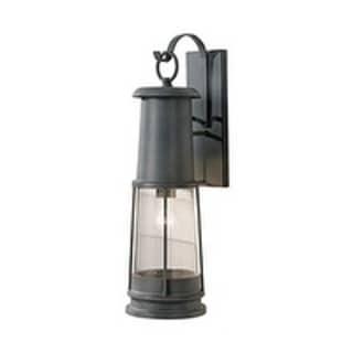 Feiss Chelsea Harbor 1 Light Storm Cloud Lantern