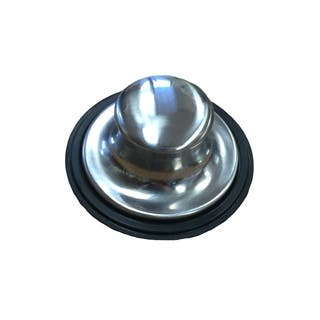 InSinkErator-compatible Replacement Stainless Steel Sink Stopper https://ak1.ostkcdn.com/images/products/12601208/P19397416.jpg?impolicy=medium